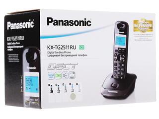 Телефон беспроводной (DECT) Panasonic KX-TG 2511RUS