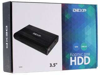 """3.5"""" Внешний бокс DEXP UA002"""