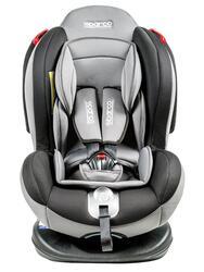 Детское автокресло Sparco F2000K-GR серый