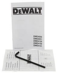 Углошлифовальная машина DeWalt DWE 4150