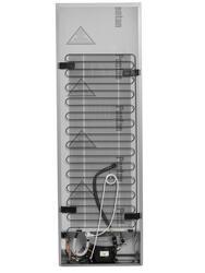 Холодильник с морозильником BOSCH KGN36VP14R серебристый