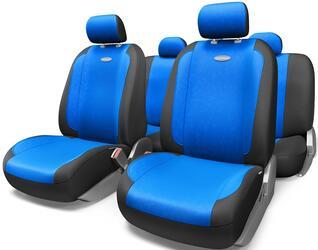 Чехлы на сиденье AUTOPROFI GENERATION GEN-1105 синий