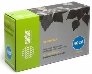 Картридж лазерный Cactus CS-CB402A
