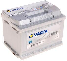 Автомобильный аккумулятор Varta Silver Dynamic D21