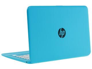 """14"""" Ноутбук HP Stream 14-ax000ur синий"""