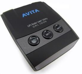 Радар-детектор Avita RD 1009