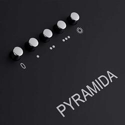 Вытяжка каминная Pyramida N 60 BLACK черный