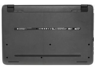 """15.6"""" Ноутбук HP Notebook 15-ba012ur черный"""