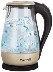 Электрочайник Maxwell MW-1041 GD золотистый