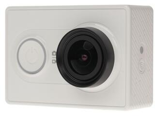 Экшн видеокамера XIAOMI YI Travel белый