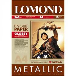Фотобумага LOMOND Глянцевая с микропористым покрытием Металлик