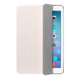 Чехол-подставка Ultra Cover PU и защитная пленка для Apple iPad mini with Retina display, белый, Deppa