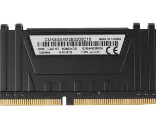 Оперативная память Corsair Vengeance LPX [CMK8GX4M2B3200C16] 8 ГБ