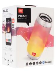 Портативная колонка JBL Pulse 2 серебристый