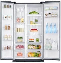 Холодильник Samsung RS57K4000SA/WT серебристый