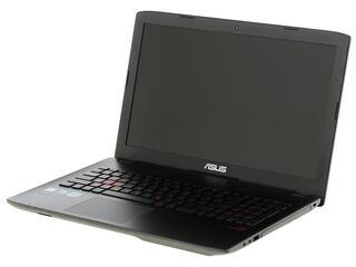 """15.6"""" Ноутбук ASUS ROG GL552VX-DM004D серый"""