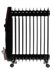 Масляный радиатор Marta MT-2413 черный