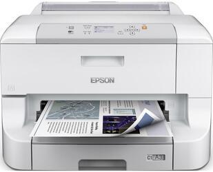 Принтер струйный Epson WorkForce Pro WF-8090DW