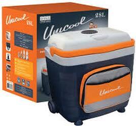 Холодильник автомобильный Camping World Unicool 28L серый