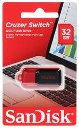 Память USB Flash SanDisk Cruzer Switch 32 Гб