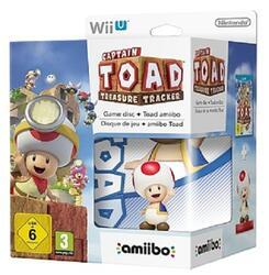 "Игра для Wii U Captain Toad: Treasure Tracker + фигурка Amiibo ""Captain Toad"""