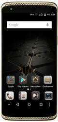 """5.2"""" Смартфон ZTE Axon mini 32 ГБ серый"""
