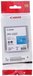 Картридж струйный Canon PFI-102C