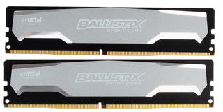 Оперативная память CRUCIAL Ballistix Sport [BLS2C4G4D240FSA] 8 ГБ