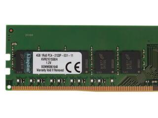 Оперативная память Kingston ECC [KVR21E15S8/4] 4 ГБ