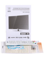 "32"" (81 см)  LED-телевизор Mystery MTV-3229LTA2 белый"