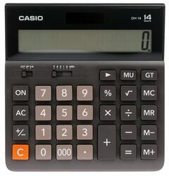 Калькулятор CASIO DH-14-BK-S-EH
