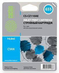 Картридж струйный Cactus CS-CZ110AE