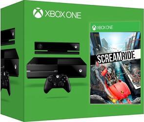 Игровая приставка Microsoft Xbox One + Scream Ride