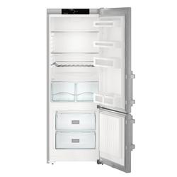 Холодильник с морозильником Холодильник Liebherr CUef 2915-20 001 серебристый