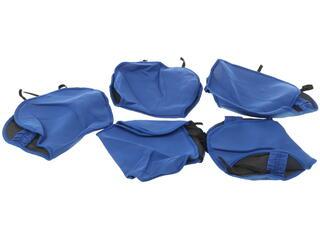 Чехлы на сиденье AUTOPROFI FORMULA FOR-802 синий