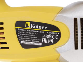 Электрический лобзик Kolner KJS 800VCL