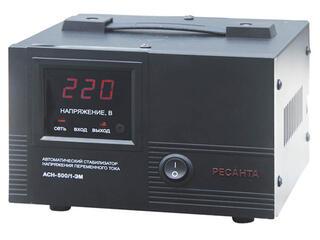 Стабилизатор напряжения Ресанта АСН- 500/1-ЭМ