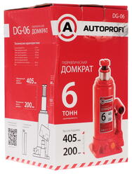Гидравлический  домкрат Autoprofi DG-06
