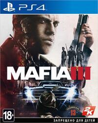 Игра для PS4 Mafia III