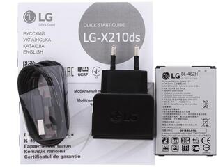 "5"" Смартфон LG X210 8 Гб черный"