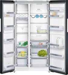 Холодильник Siemens KA92NLB35R черный