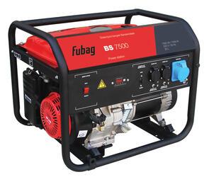 Бензиновый электрогенератор Fubag BS 7500