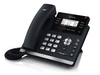 IP-телефон Yealink SIP-T41P черный