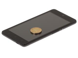 "5"" Смартфон Micromax Canvas Selfie 2 Q340 8 ГБ черный"