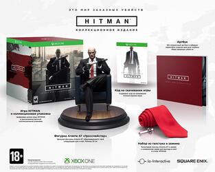 Игра для Xbox ONE HITMAN Коллекционное издание