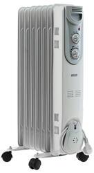 Масляный радиатор Mystery MH-7001 серый