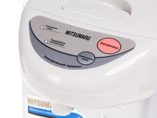 Термопот MITSUMARU BM-30U серебристый