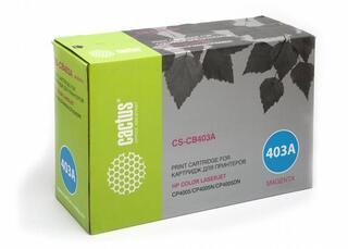 Картридж лазерный Cactus CS-CB403A