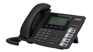 IP-телефон D-Link DPH-400GE черный
