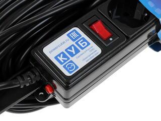 Удлинитель PowerCube PC-LG5-R-40 черный
